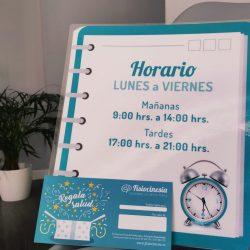 Foto Horario
